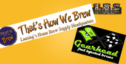 PubCast #301 – That's How We Brew, Gearhead Brewing Company